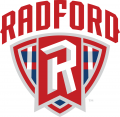 Radford Highlanders 2016-Pres Primary Logo iron on sticker