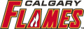 Calgary Flames 2002 03-Pres Wordmark Logo decal sticker