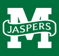Manhattan Jaspers 2012-Pres Alternate Logo iron on sticker