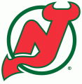 New Jersey Devils 1986 87-1991 92 Primary Logo decal sticker