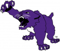 Kansas State Wildcats 1975-1988 Partial Logo 01 decal sticker