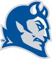 Central Connecticut Blue Devils 2011-Pres Secondary Logo 02 iron on sticker