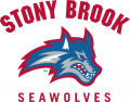 Stony Brook Seawolves 2008-Pres Alternate Logo 01 iron on sticker