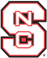 North Carolina State Wolfpack 2000-2005 Alternate Logo 01 decal sticker