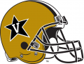 Vanderbilt Commodores 2008-Pres Helmet Logo decal sticker