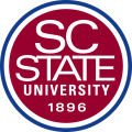 South Carolina State Bulldogs 2000-Pres Alternate Logo iron on sticker