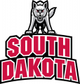 South Dakota Coyotes 2012-Pres Secondary Logo iron on sticker
