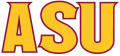 Arizona State Sun Devils 2011-Pres Wordmark Logo 08 iron on sticker