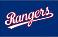 Texas Rangers 2005-2008 Batting Practice Logo iron on sticker