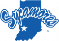Indiana State Sycamores 1991-Pres Primary Logo iron on sticker