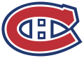 Canadiens logo iron on transfer