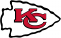 Kansas City Chiefs 1972-Pres Primary Logo iron on sticker