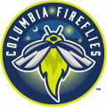 Columbia Fireflies 2016-Pres Primary Logo iron on sticker