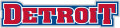 Detroit Titans 2008-2015 Wordmark Logo 01 iron on sticker