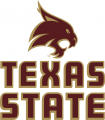 Texas State Bobcats 2008-Pres Primary Logo decal sticker