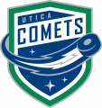 Utica Comets 2013 14-Pres Primary Logo decal sticker