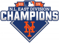 New York Mets 2015 Champion Logo iron on sticker