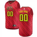 Atlanta Hawks Custom Letter and Number Kits for Red Jersey