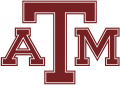 Texas A&M Aggies 1981-2000 Primary Logo decal sticker