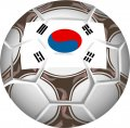 Soccer Logo 30 decal sticker