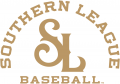 Southern League 2016-Pres Wordmark Logo decal sticker