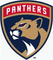 Florida Panthers 2016 17-Pres Secondary Logo decal sticker