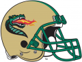 UAB Blazers 1996-2007 Helmet Logo decal sticker