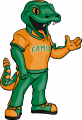 Florida A&M Rattlers 2013-Pres Mascot Logo 01 iron on sticker