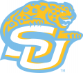 Southern Jaguars 2001-Pres Alternate Logo 03 decal sticker