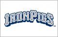 Lehigh Valley IronPigs 2008-Pres Jersey Logo decal sticker