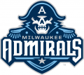Milwaukee Admirals 2015 16-Pres Primary Logo iron on sticker