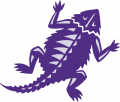 TCU Horned Frogs 2001-Pres Alternate Logo 01 decal sticker