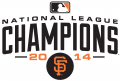 San Francisco Giants 2014 Champion Logo 01 decal sticker