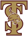 Texas State Bobcats 2008-Pres Alternate Logo 05 decal sticker
