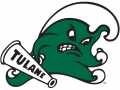 Tulane Green Wave 2016-Pres Alternate Logo decal sticker