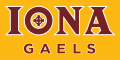 Iona Gaels 2013-Pres Alternate Logo 02 iron on sticker