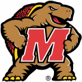 Maryland Terrapins 2012-Pres Secondary Logo decal sticker