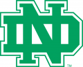 North Dakota Fighting Hawks 1974-2001 Alternate Logo iron on sticker