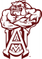 Alabama A&M Bulldogs 1980-Pres Alternate Logo decal sticker