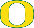 Oregon Ducks 1999-Pres Alternate Logo 01 decal sticker
