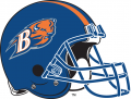 Bucknell Bison 2002-Pres Helmet Logo decal sticker