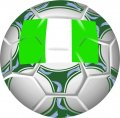 Soccer Logo 25 decal sticker