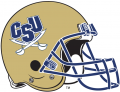 CSU Buccaneers 2004-Pres Helmet Logo iron on sticker