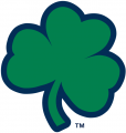 Notre Dame Fighting Irish 1994-Pres Alternate Logo 07 iron on sticker