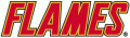 Calgary Flames 1994 95-2001 02 Wordmark Logo decal sticker