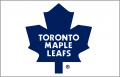 Toronto Maple Leafs 1987 88-2015 16 Jersey Logo 02 decal sticker