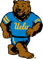 UCLA Bruins 2004-Pres Mascot Logo 05 iron on sticker