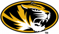 Missouri Tigers 1996-Pres Primary Logo iron on sticker