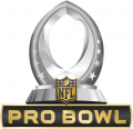Pro Bowl 2016 Logo iron on sticker