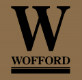 Wofford Terriers 1987-Pres Alternate Logo 01 decal sticker